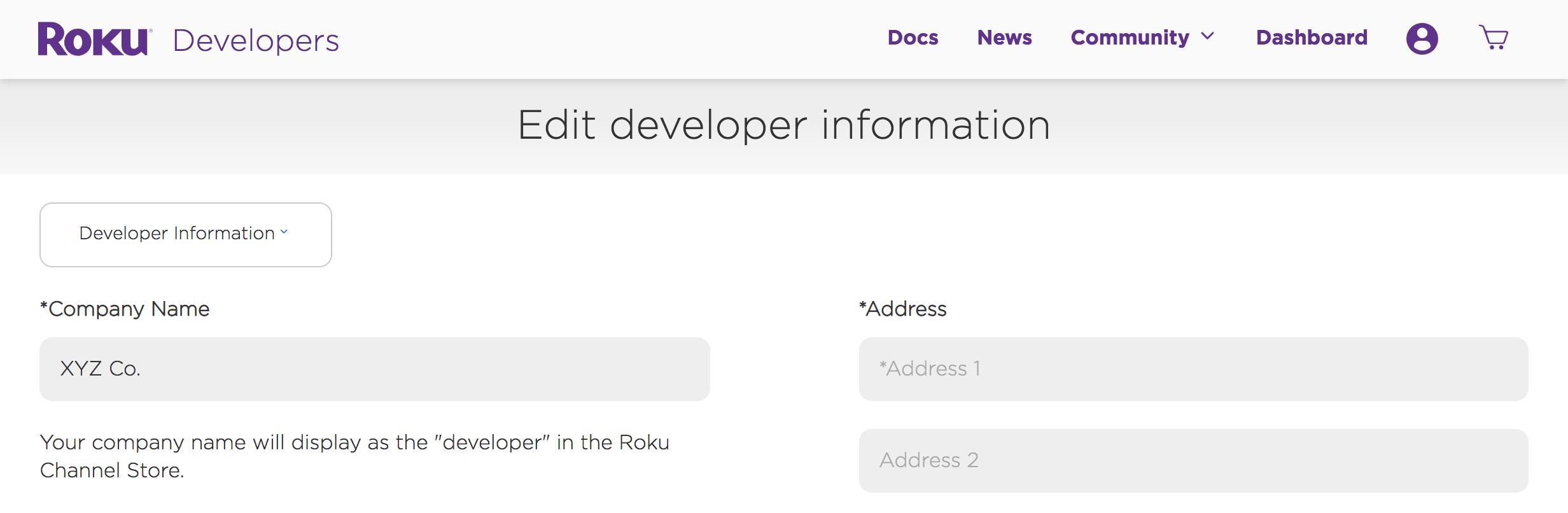 Roku SDK Documentation : Best practices for Roku Pay